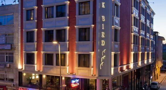 Black Bird Hotel