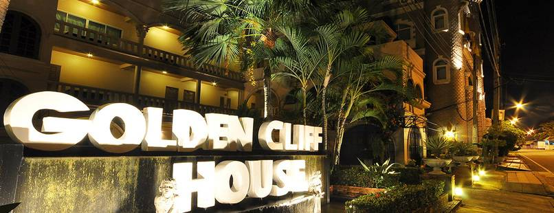 Golden Cliff House
