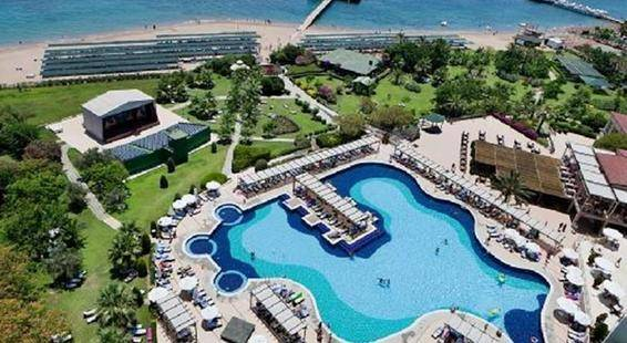 Arcanus Side Resort (Ex. Asteria Sorgun Resort)