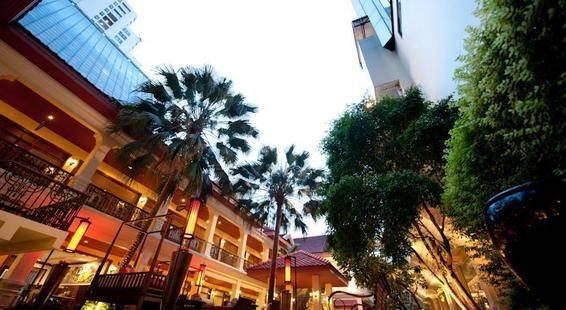 The Sukosol Bangkok Hotel (Ex. Siam City)