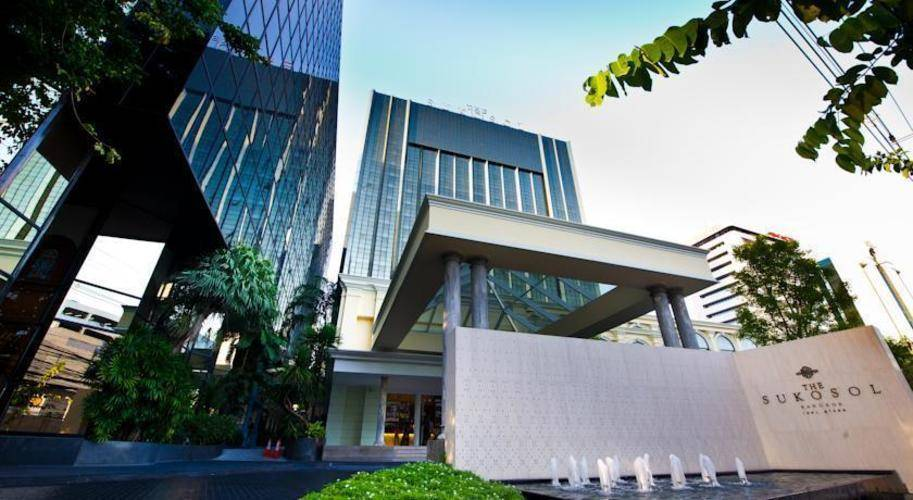 The Sukosol Bangkok Hotel (Ex. Siam City)