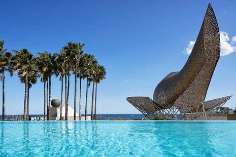 Hotel Arts Barcelona Opered By Ritz Carlton
