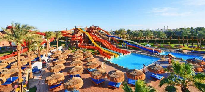Albatros Aqua Blu Resort (Ex.Aqua Blu Resort Sharm El Sheikh)