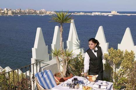 Steigenberger Cecil Hotel Alexandria (Ex. Sofitel Cecil Alexandria)