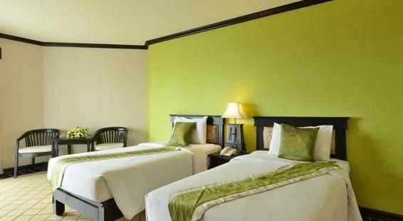 Jomtien Thani Hotel