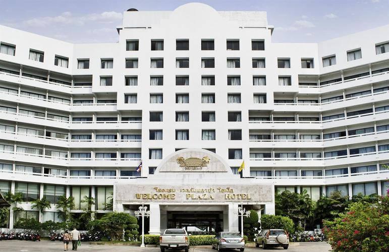 Welcome Plaza Hotel