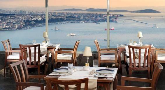 Intercontinental Hotel Istanbul (Ex. Ceylan Intercontinental Hotel)