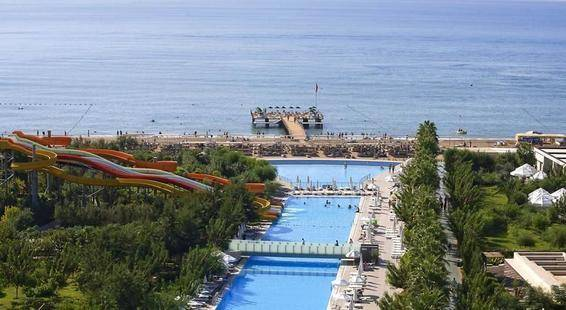Amara Centro Resort (Ex.Kervansaray Kundu Beach)