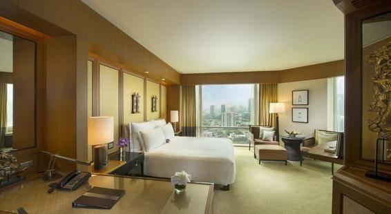 Conrad Bangkok Hotel