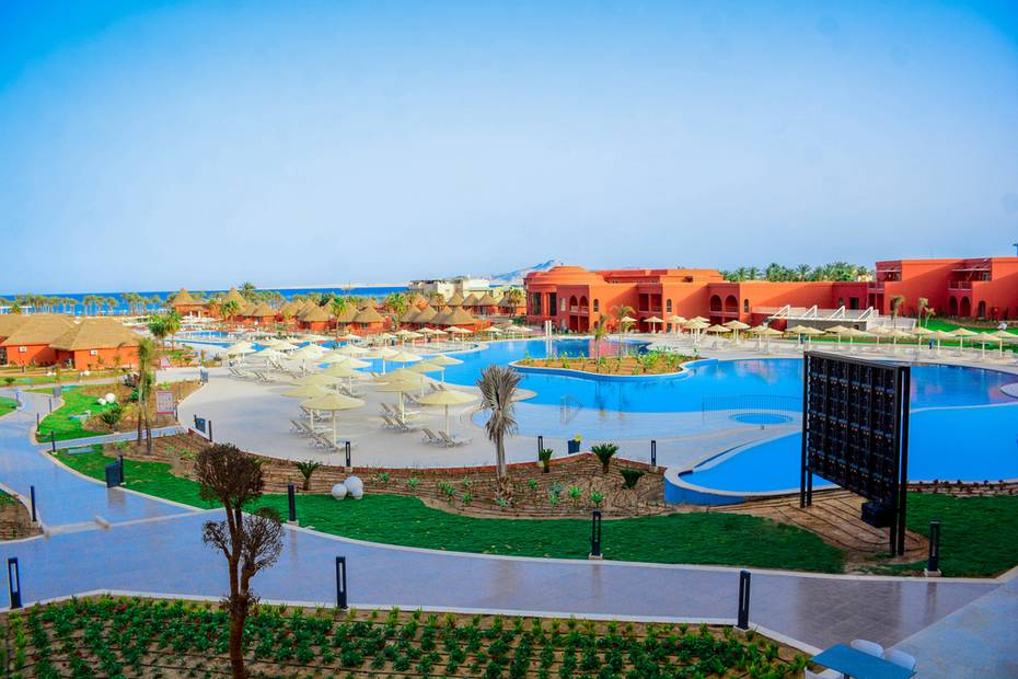 5 отличных отелей для отдыха с детьми в Египте