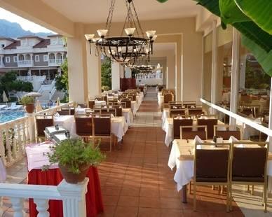 Garden Resort Bergamot Hotel