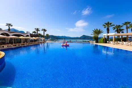 Pgs Hotels Fortezza Beach Resort (Ex.Fortezza Beach Resort, Marmaris Resort & Spa)
