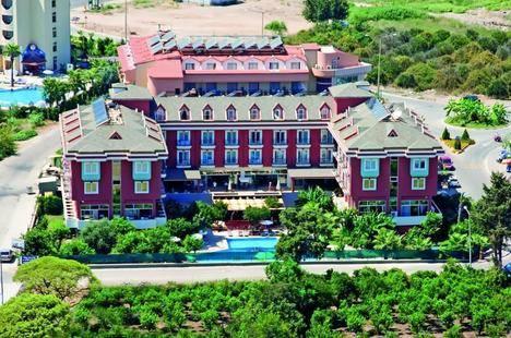 Esdem Garden Hotel