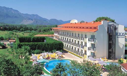 Rios Beach Hotel (Ex. Ege Montana Hotel, Ex. Intersport Hotel)
