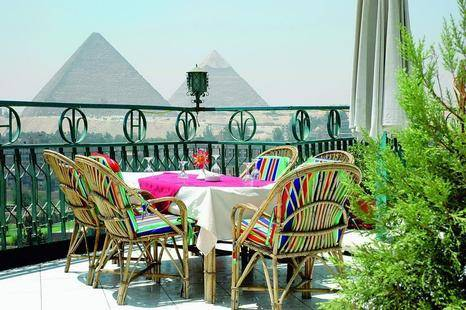 Delta Pyramids
