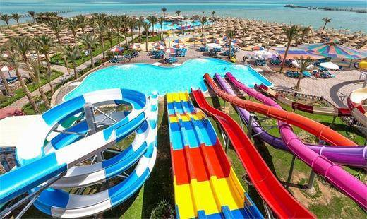 Hawaii Le Jardin Resort & Aqua Park