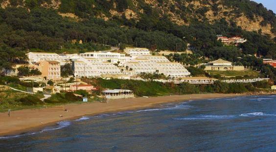 Mayor Pelekas Monastery (Ex. Aquis Pelekas Beach)