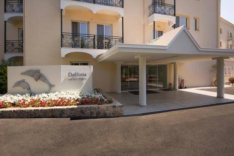 Corfu Delfinia Hotel