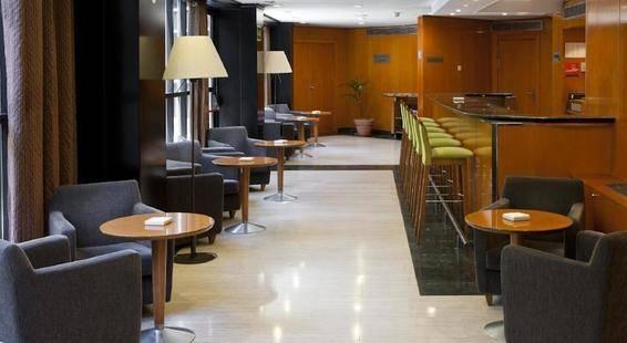Leonardo Hotel Madrid City Center (Ex. Nh Alberto Aguilera Hotel)