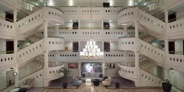 Wyndham Istanbul Old City Hotel (Ex. Crowne Plaza Old City)