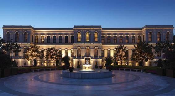 Four Seasons Hotel At The Bosphorus