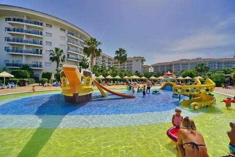 Seaden Sea World Hotel Resort & Spa