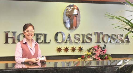 Oasis Tossa