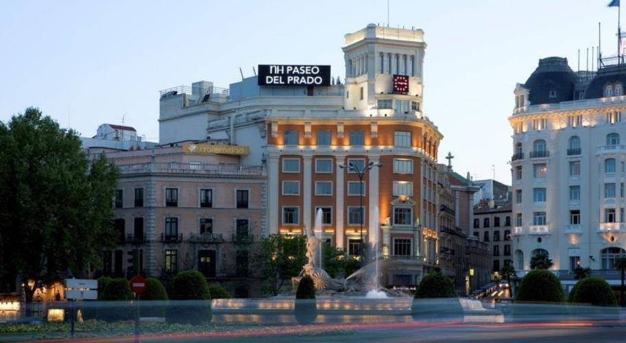 Nh Paseo Del Prado