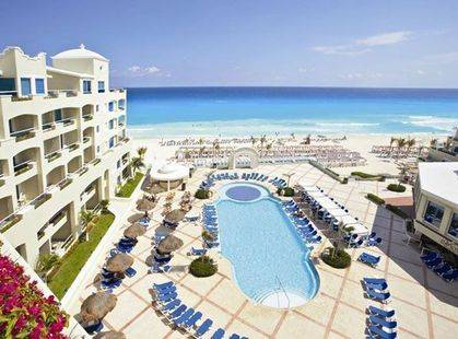 Panama Jack Resorts Cancun ( Ex.Gran Caribe Real Resort & Spa )
