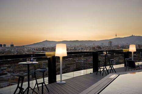 Barcelo Raval Hotel