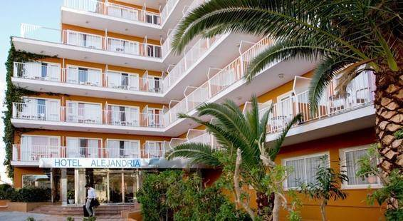 Indico Rock (Adults Only From 18 Y.O) (Ex. Alejandria Bay Hotel, Ex. Hsm Alejandria)