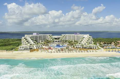 Now Emerald Cancun Resort & Spa (Adults Only 21+) (Ex.Grand Oasis Sens)