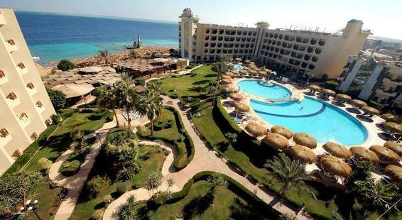 Montillon Grand Horizon Beach Resort (Ex. Premium Grand Horizon Hurghada)