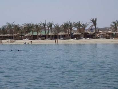 Abu Dabbab Diving Lodge