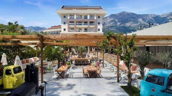 Doubletree By Hilton Kemer (Ex. Sauce Hotel)