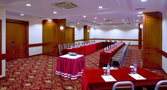 The Green Park Taksim Hotel