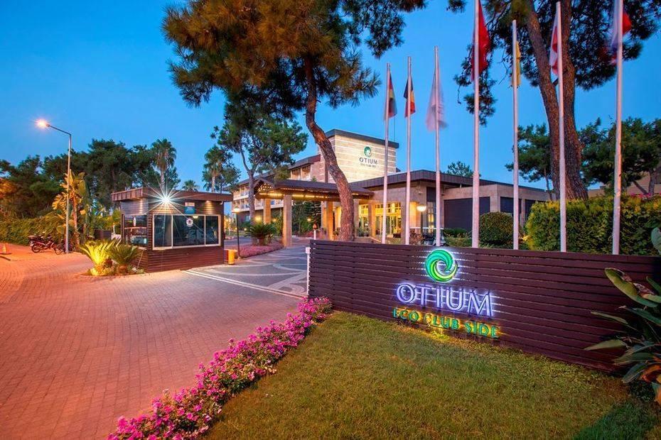 Пять отличных отелей для отдыха с детьми в Турции от 50 180