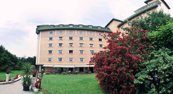 Green Park Merter Hotel