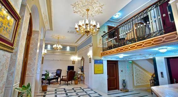 Amber Hotel (Ex.Best Western Hotel Amber)
