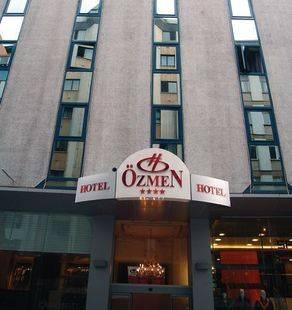 Ozmen Hotel Istanbul