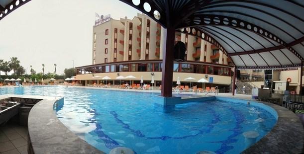 A11 Hotel Alanya (Ex.Taksim International Obakoy)