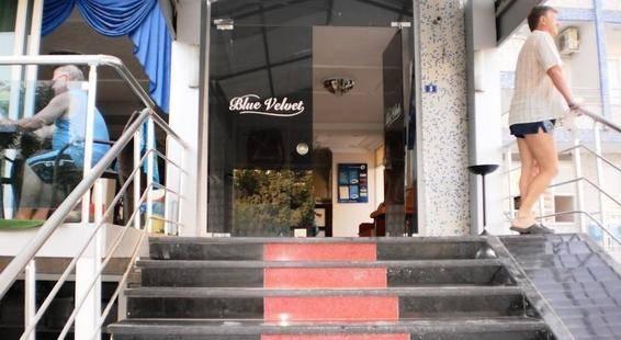 Blue Velvet Hotel