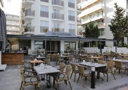 Geo Beach Hotel (Ex.Kocer Beach)