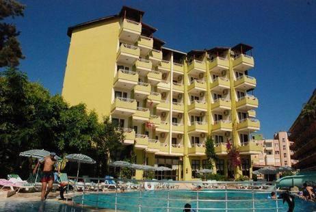 Amanos Beach Hotel