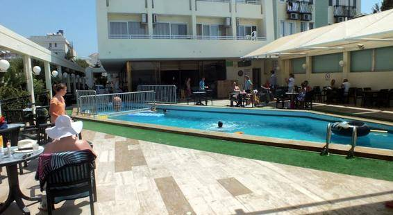 Tuntas Apart Hotel Altinkum (Ex. Tuntas Hotel)