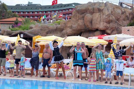 Fun&Sun Gypsophila Village