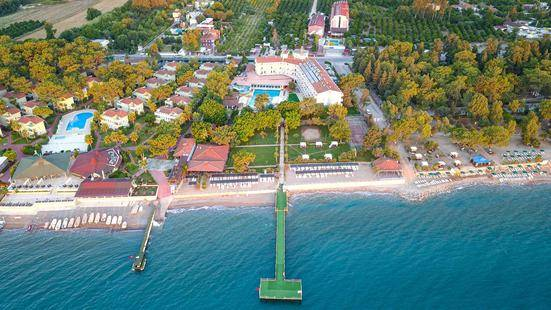 SMART Asdem Beach ( Ex. Carelta Beach Hotel)