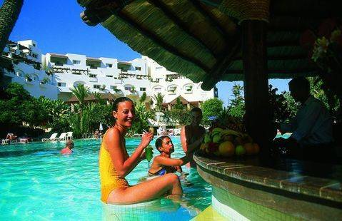 Riu Tikida Beach