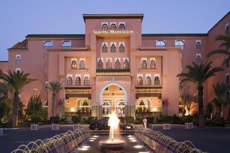 Sofitel Marrakech Imperial (Ex.Sofitel Marrakech Palais Imperial)