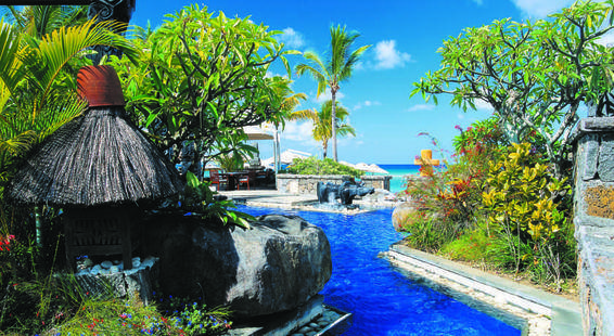 The Oberoi Beach Resort Mauritius